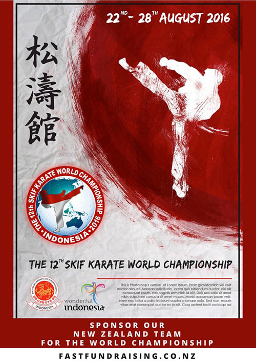 THE 12th SKIF KARATE WORLD CHAMPIONSHIP